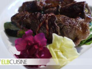 Roastbeef-Involtini für's Silvester-Buffet – Rezeptentwicklung für Kühne