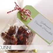 Gebrannte Vanille-Mandeln