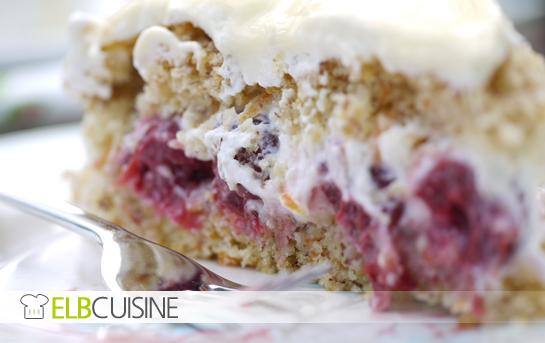 Vanille-Rübli-Torte