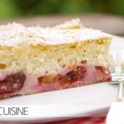 Pflaumen-Blech-Kuchen