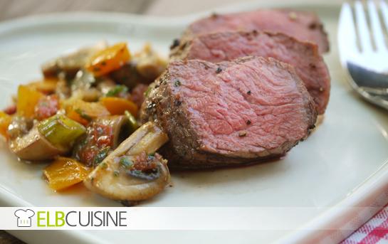 Bison-Steak