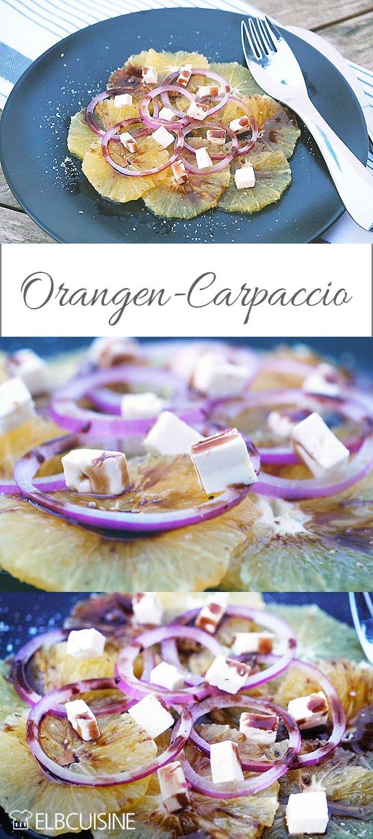 Orangen-Carpaccio