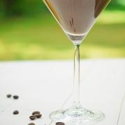 Schokoladen-Rum-Eis-Kaffee