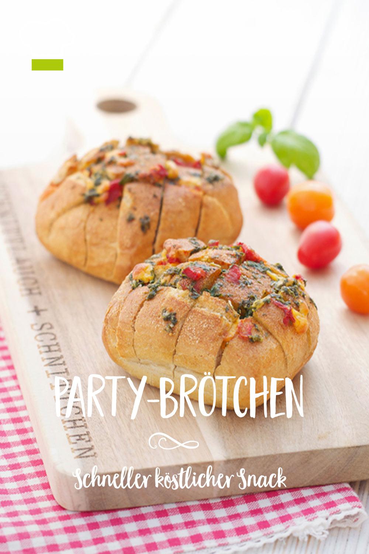 Party-Brötchen