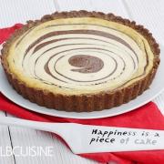 Zebra-Torte