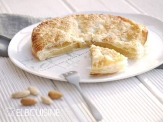 Mandelcreme Pie