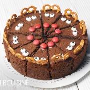 Weihnachtstorte Rudolf