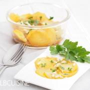 Gelbe Beete-Salat