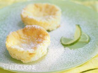 Limetten-Cheesecake
