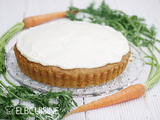 Rüebli-Kuchen