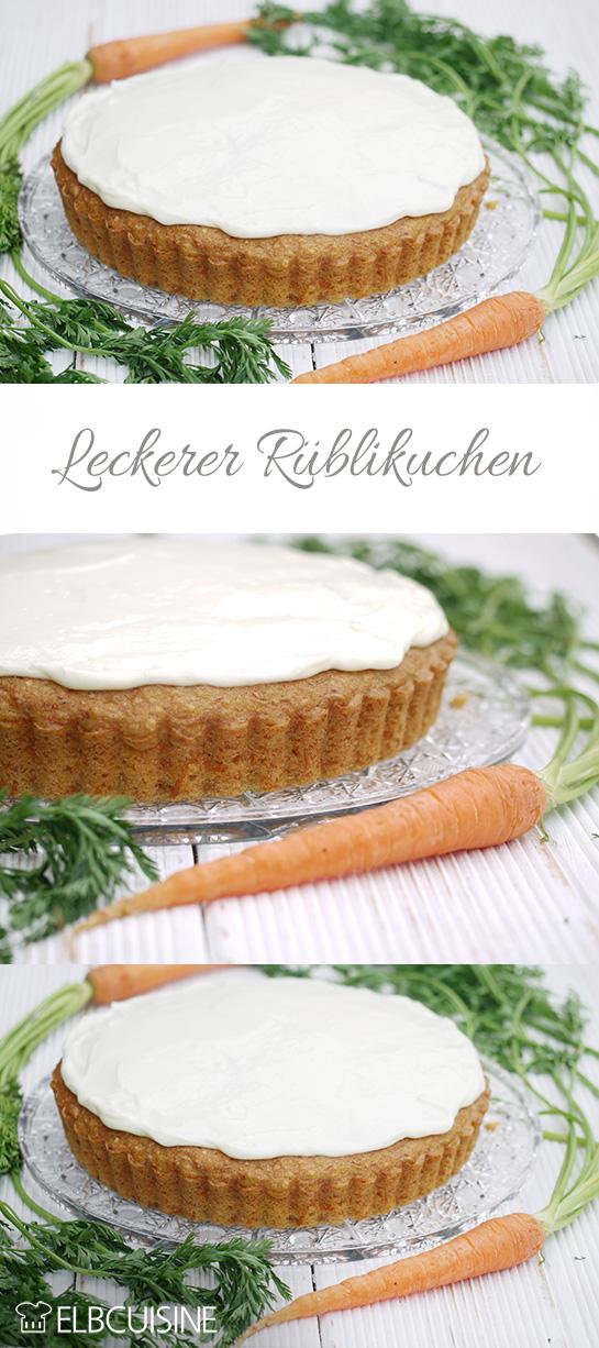 Rübli-Kuchen