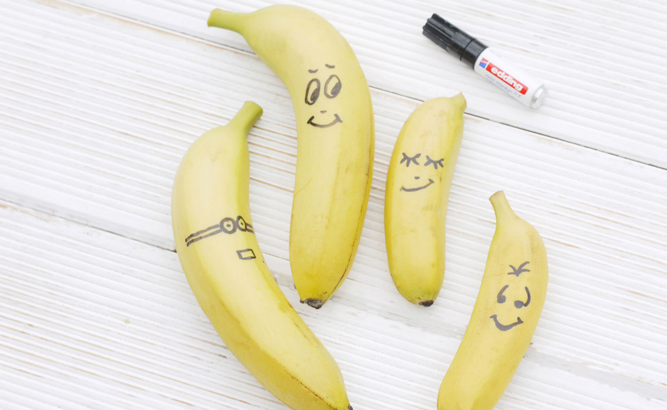 jakoo Brotdose Bananen