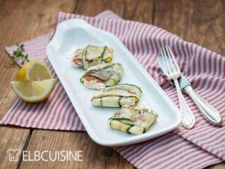 Zucchini-Feta-Päckchen