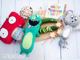 Kindergeburtstag mit Snacks und Ideen rund um die IKEA Kollektion SAGOSKATT // Werbung