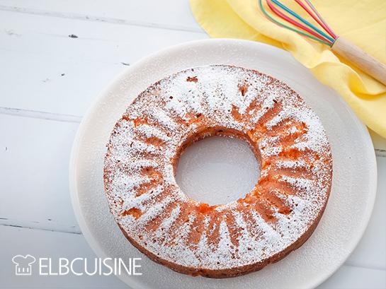 elbcuisine quark Kuchen cake teller Quarkkuchen