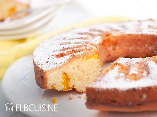 elbcuisine quark kuchen angeschnitten Quarkkuchen