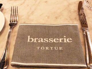 Die Brasserie im Hotel TORTUE – unbedingt einen Besuch wert! // Werbung