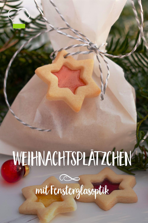 Weihnachtsplätzchen Bonbon Geschenkidee