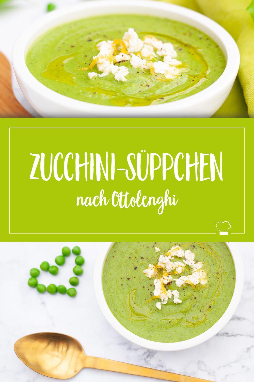 Zucchini Suppe Ottolenghi Pinterest