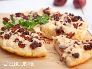 Schnelle Feierabend-Pfannen-Pizza à la Jamie Oliver