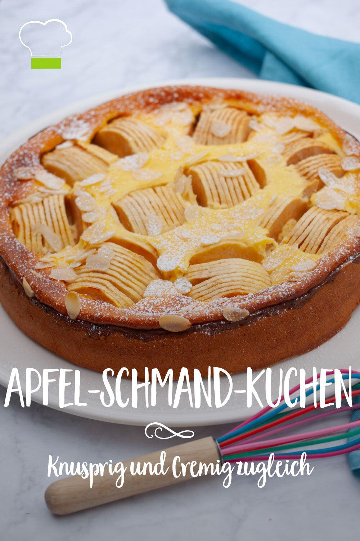 Apfel-Schmand-Kuchen Pinterest