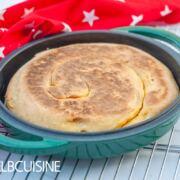 Jamie Olivers Naan-Brot für Grill, Pfanne oder Big Green Egg