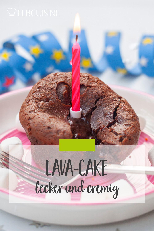 Lava Cake Pinterest