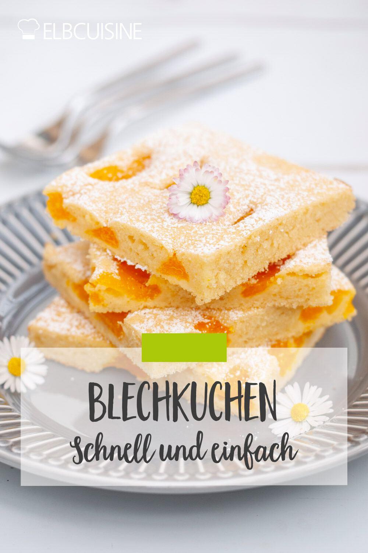 Buttermilch-Blechkuchen Pinterest