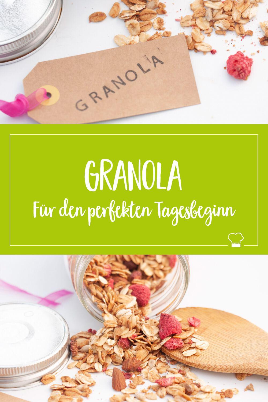 Granola Pinterest