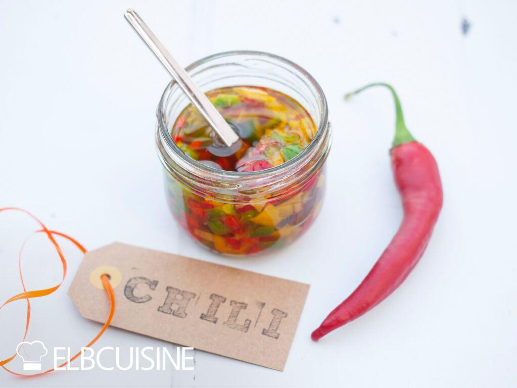 Jamie Oliver Chili Öl