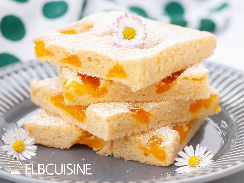 Schneller Buttermilch-Blechkuchen