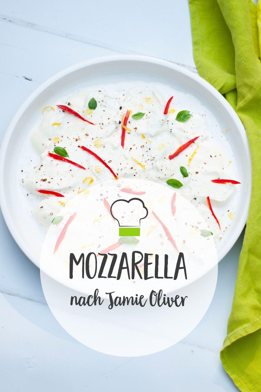Jamie Oliver Mozzarella