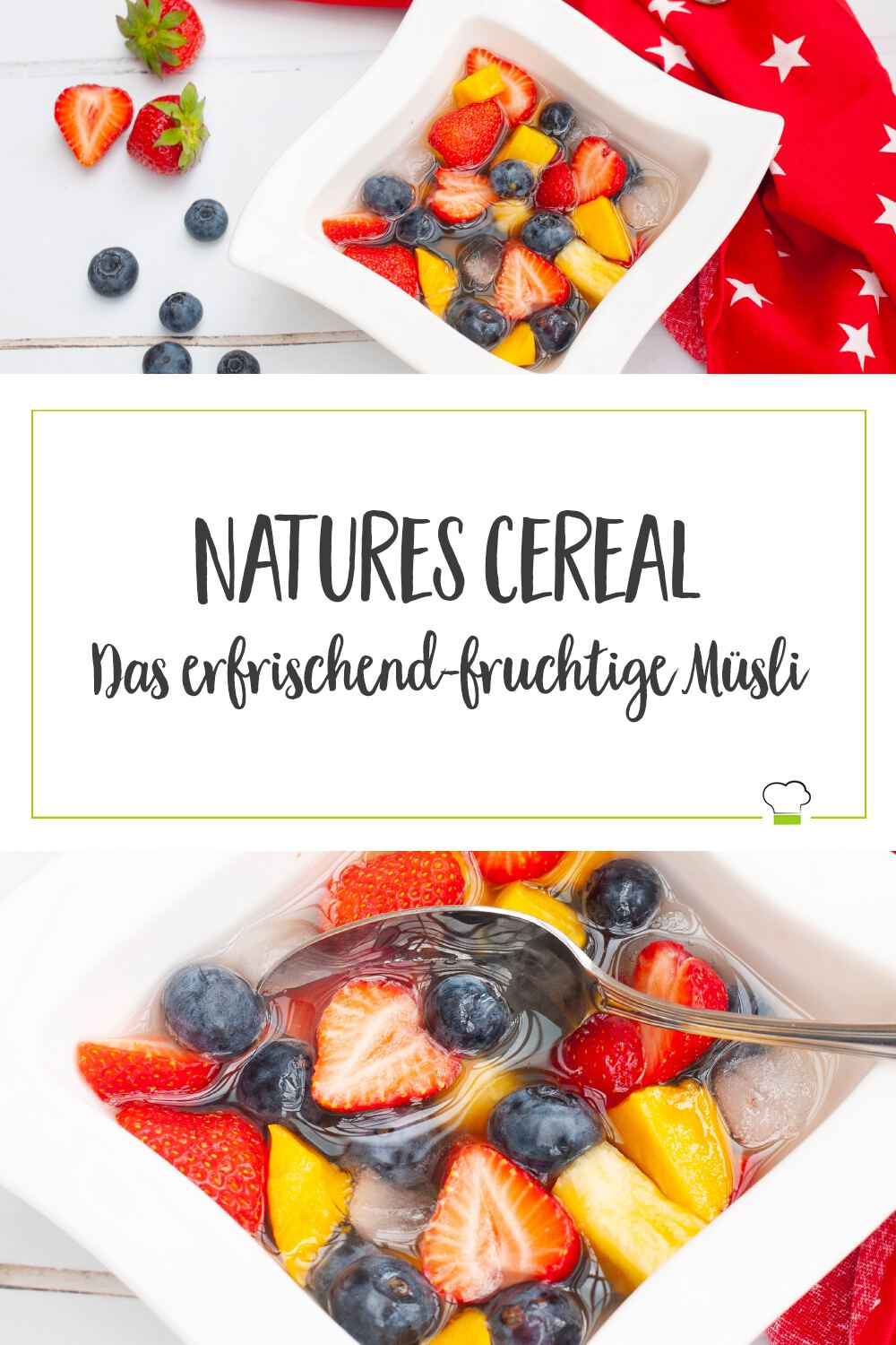 Natures Cereal Pinterest
