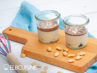 Dessert einfach Weihnachten Frozen-Peanutbutter-Cups