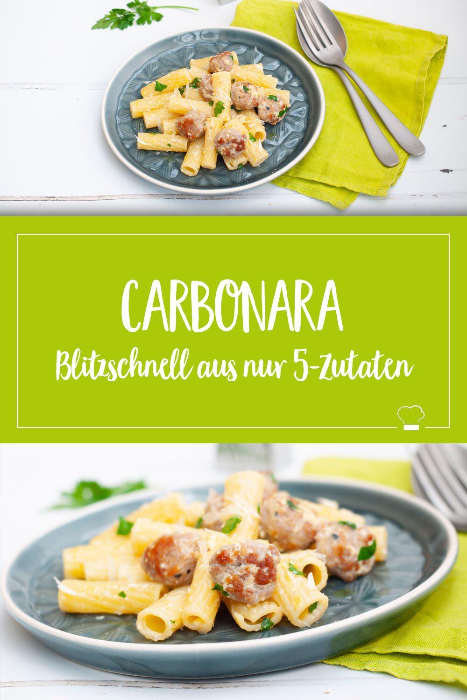 Pinterest Carbonara
