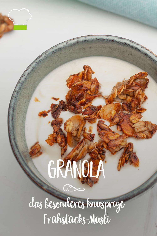 gesundes Granola