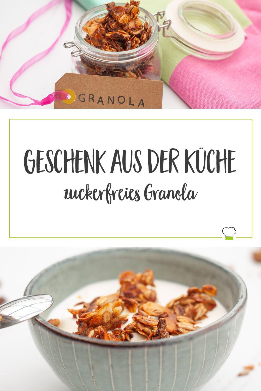 Granola Ernährungsdocs Joghurt